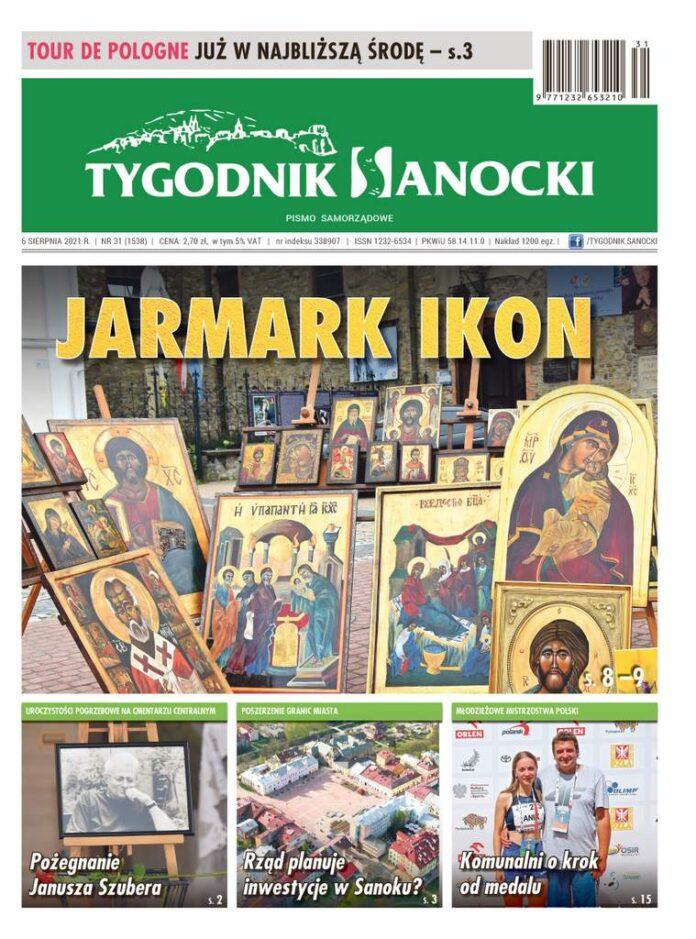 Za nami Jarmark Ikon - czyli co w najnowszym Tygodniku