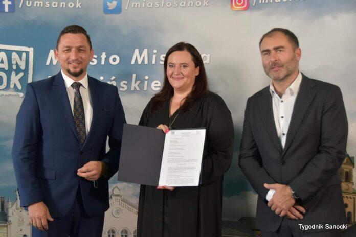 Podpisano umowę na opracowanie koncepcji budowy przeprawy mostowej