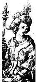 Zofia Holszańska - królowa na sanockim zamku