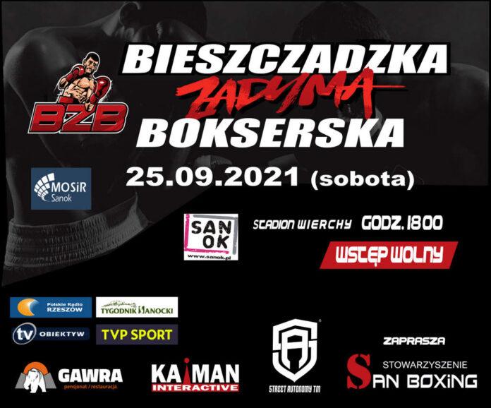 Bieszczadzka Zadyma Bokserska - już w sobotę