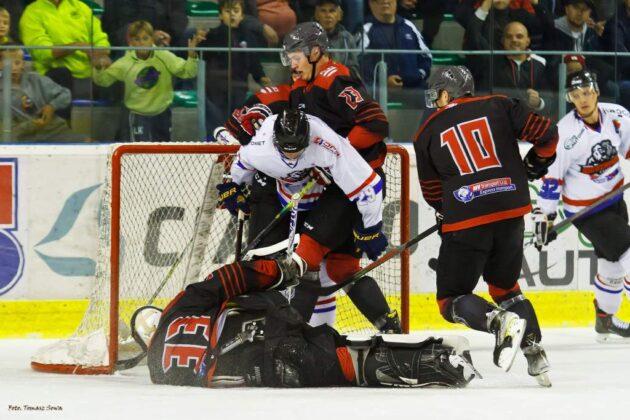 Drużyna Ciarko STS kończy cykl sparingów przed startem nowego sezonu Polskiej Hokej Ligi. W przedostatnim meczu kontrolnym zawodnicy Marka Ziętary musieli uznać wyższość słowackiego HC 07 Preszów, przegrywając 2:3 (0:0, 0:2, 2:1).