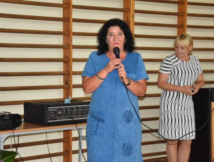 Maria Pospolitak, dyrektor ZS nr 1 w Sanoku odeszła na emeryturę